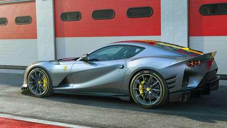 Ferrari 812 Competizione.