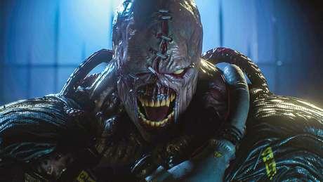 Nemesis, vilão de Resident Evil 3