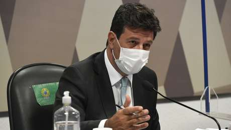 Mandetta deu seu depoimento à CPI da Covid na terça-feira (4/5)