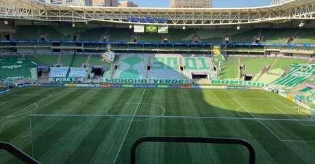 30/01 foi a data da decisão da Libertadores 2020 (Foto: Divulgação/Mancha Alvi Verde)