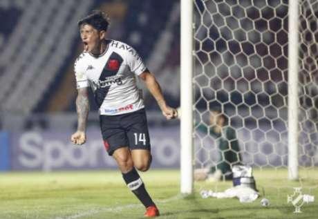 Cano tem cinco gols nesta temporada (Foto: Rafael Ribeiro/Vasco)