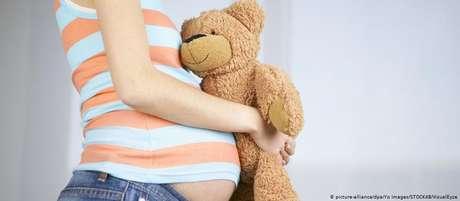 Grávidas têm mais alto risco de desenvolver quadro grave de covid-19