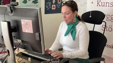 Para diretora da Organização Nacional para Abrigos de Mulheres da Suécia, pandemia pode ser um fator