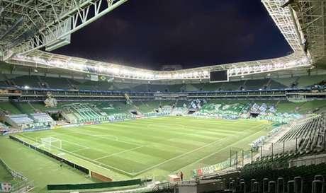 Com 15 pontos somados, o Palmeiras é o terceiro colocado do Grupo C do Campeonato Paulista (Foto: Divulgação/Palmeiras)