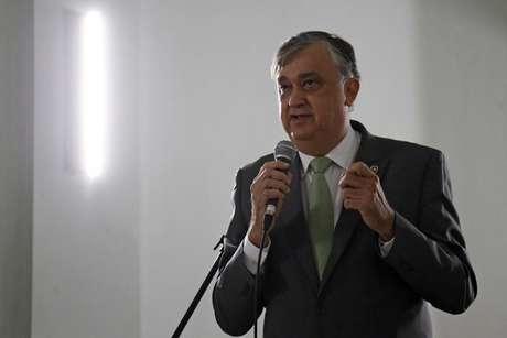 Durcesio Mello é o presidente do Botafogo (Foto: Vítor Silva/Botafogo)