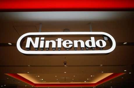 Logotipo da Nintendoem frente a loja da companhia em Tóquio. 19/11/2019. REUTERS/Issei Kato