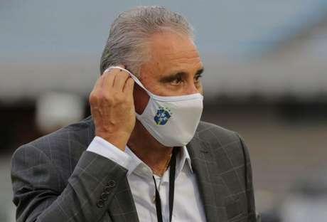 Tite terá que comandar Seleção Brasileira nas Eliminatórias antes da Copa América (Foto: AFP)