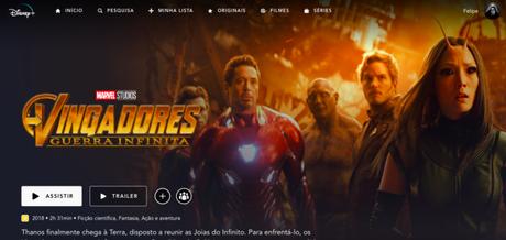Saiba a ordem dos filmes dos Vingadores