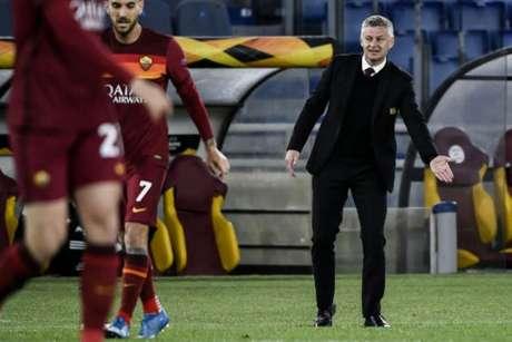 Treinador do United falou sobre a partida desta quinta-feira (Foto: FILIPPO MONTEFORTE / AFP)