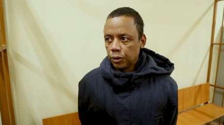 Robson esteve preso desde março de 2019 (Foto: Reprodução)