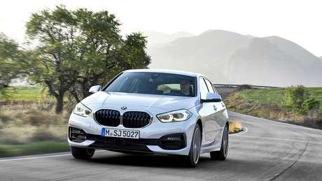 BMW 118i Sport GP 2022.