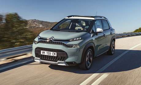 Novo Citroën Aircross.