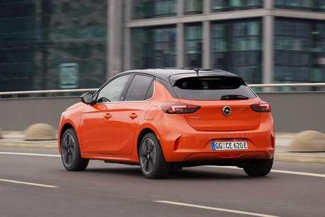 Opel Corsa e.