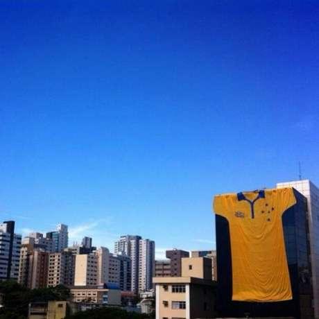 A sede administrativa pode se tornar um prédio do MP mineiro e ainda render um bom dinheiro à Raposa- (Foto: Instagram Oficial do Cruzeiro)