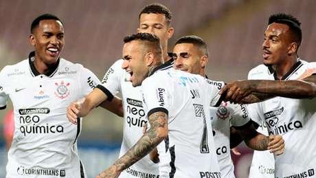 Corinthians teve o perfil do time modificado e tem se dado bem (Foto: Rodrigo Coca/Agência Corinthians)