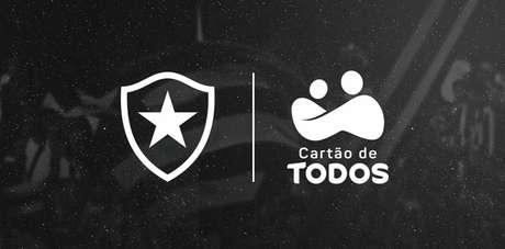 Botafogo e Cartão de TODOS (Foto: Divulgação/Botafogo)