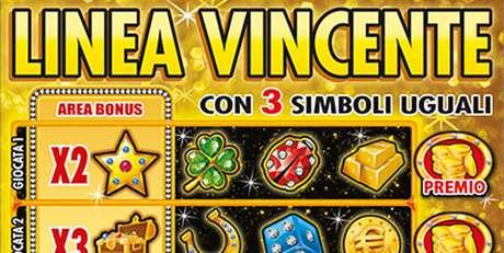 Loteria instantânea 'Gratta e Vinci' é bastante popular na Itália