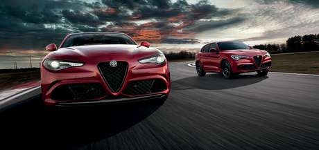 Alfa Romeo Giulia e Stelvio Quadrifoglio.