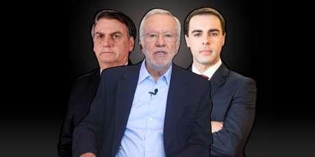 A defesa enfática de Bolsonaro faz Alexandre Garcia divergir quase diariamente de Rafael Colombo, um crítico contumaz do presidente