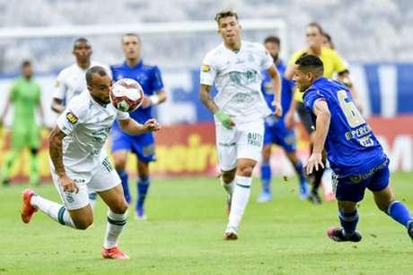 O Coelho pode perder até por um gol de diferença, que seguirá para a final do Mineiro-(Mourão Panda/América-MG)