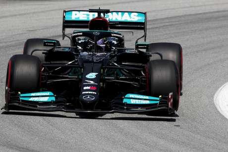 Lewis Hamilton não se cansa de fazer história na Fórmula 1