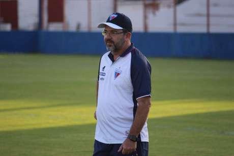 O Treinador esteve no Fortaleza recentemente, mas acabou sendo demitido pelo clube cearense- (Bruno Oliveira/Fortaleza)