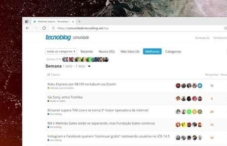 TB Comunidade #66 Facebook, YouTube, Epic Games, Apple e mais