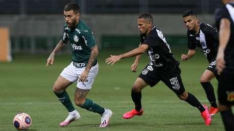 Palmeiras e Ponte decidiram a semifinal do Paulistão 2020 (Foto: Cesar Greco/Palmeiras)