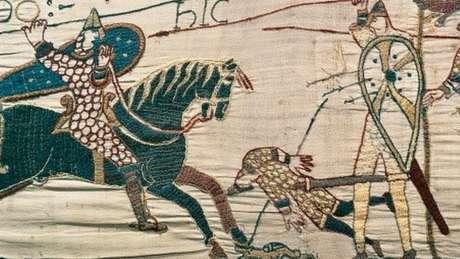 Batalha de Hastings foi um dos eventos históricos mais importantes da história antiga da Europa