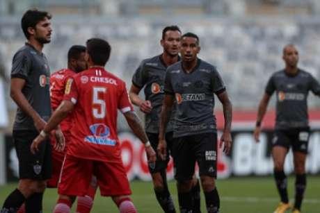 O time de Cuca superou o Tombense nas semifinais sem dificuldades-(Pedro Souza/Atlético-MG)