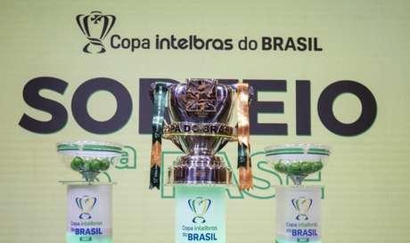 Terceira fase da Copa do Brasil começa no dia 20 de maio (Foto: Thais Magalhães/CBF)