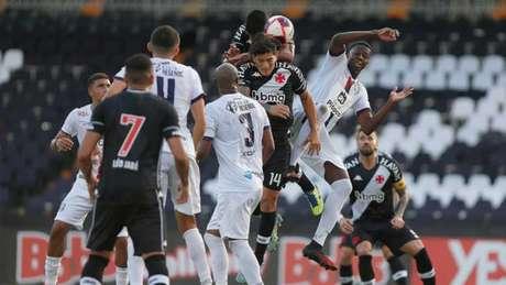 Vasco usa o Campeonato Carioca como período de preparação à Série B do Brasileiro (Foto: Rafael Ribeiro/Vasco)