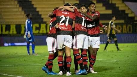O Flamengo entra em campo com ampla vantagem para eliminar o Volta Redonda (Foto: Alexandre Vidal / Flamengo)
