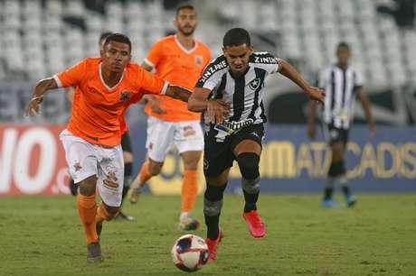 Primeira partida acabou em 0 a 0, no Estádio Nilton Santos (Foto: Vítor Silva/Botafogo)