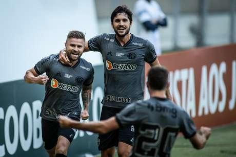 Atlético-MG empata com o Tombense e está na final do Mineiro
