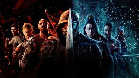 Mortal Kombat, o filme de 2021