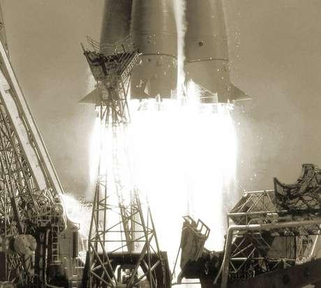 Sergei Korolev foi o projetista-chefe dos foguetes Sputnik 1 e Vostok 1