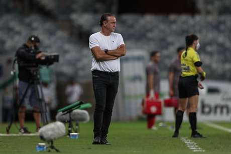 Cuca é contrário a vacinação de clubes neste momento, como pretende a Conmebol-(Pedro Souza/Atlético-MG)
