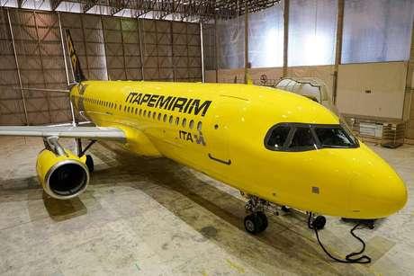 Airbus será configurado para 162 assentos.