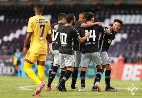 Vasco está na final da Taça Rio e aguarda o vencedor do duelo entre Botafogo e Nova Iguaçu (Rafael Ribeiro/Vasco)