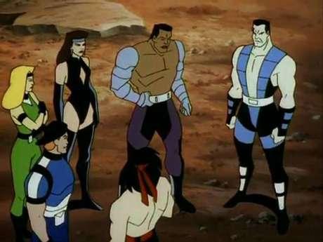 Mortal Kombat: Os Defensores da Terra