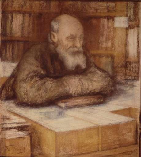 """Fyodorov era conhecido como o """"Sócrates de Moscou"""""""