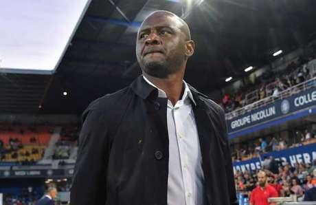 Vieira é cotado para assumir o Lyon na próxima temporada (Foto: AFP)