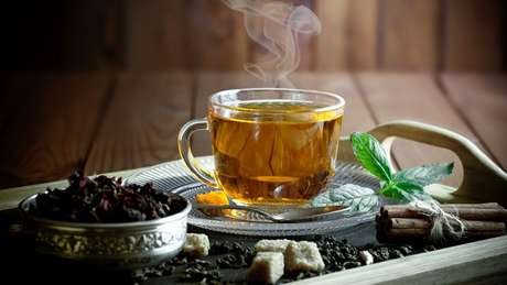 Confira 5 chás deliciosos que vão te ajudar a relaxar!