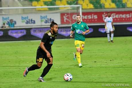 Danilo pensa na próxima Liga Europa (AEL Limassol)