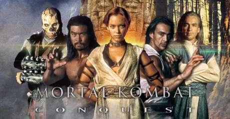 Mortal Kombat: A Conquista