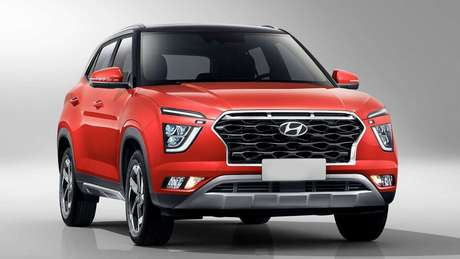 Novo Hyundai Creta.