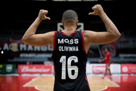 Moss agora é a nova patrocinadora do basquete do Flamengo (Foto: Gilvan de Souza/Flamengo)