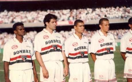 Raí voltou ao São Paulo e foi decisivo na final (Foto: Arquivo Histórico do São Paulo FC)