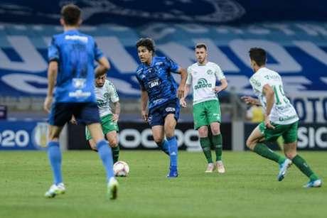 Moreno não sabe se segue no Cruzeiro e diz ter propostas do futebol chileno-(Bruno Haddad/Cruzeiro)